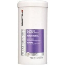 GOLDWELL DUALSENSES Blondes & Highlights INTENSIVE TREATMENT 450 ml