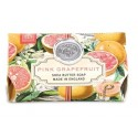 Michel design Works Pink Grapefruit Large Bath Soap Bar