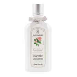 Manufaktura Carlsbad Caring Body Lotion with Thermal Spring Salt, Rose Extract and Almond Oil 300ml