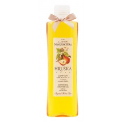 Manufaktura Emollient Body Lotion with Pear Extract and Almond Oil 215ml