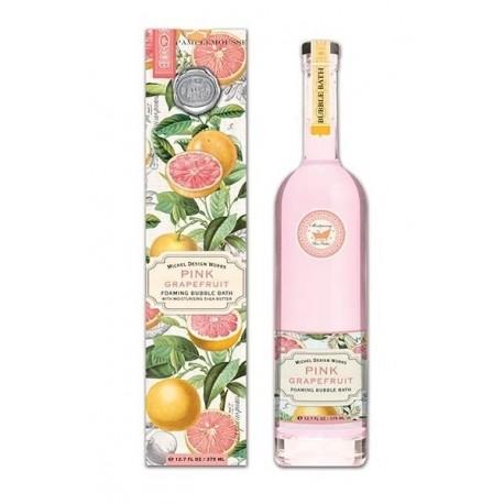 Michel design Works Pink Grapefruit Bubble Bath