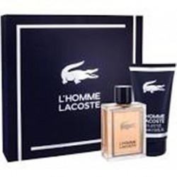L'Homme Lacoste Men Set EDT 100ml + Shower Gel 150ml